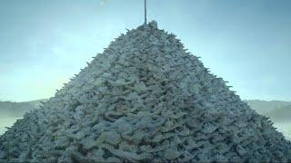 getlinkyoutube.com-Ryuichi Sakamoto - The Revenant Main Theme (Alva Noto Edit) - Music Video