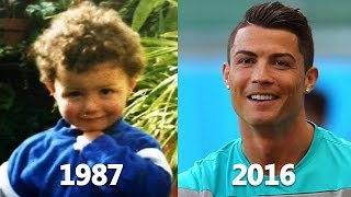 getlinkyoutube.com-Cristiano Ronaldo Transformation Before And After (Face & Hair & Teeth)