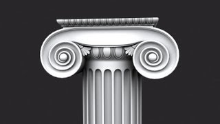 getlinkyoutube.com-3ds Max tutorial Modeling Classic Column