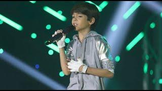 Yo Soy Kids: Justin Bieber cantó