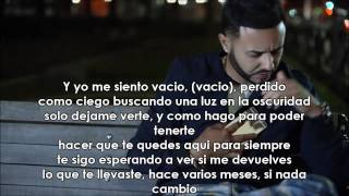 getlinkyoutube.com-Si No Te Tengo - Tony Dize Feat. Farruko - VIDEO CON LETRA