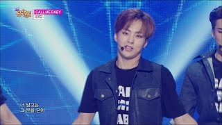 getlinkyoutube.com-[HOT] EXO - CALL ME BABY, 엑소 - 콜 미 베이비, Show Music core 20150411