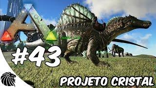 getlinkyoutube.com-ARK Survival Evolved Gameplay - Projeto Cristal#43 [PT-BR]