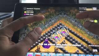 getlinkyoutube.com-ataque con 300 brujas clash of clans