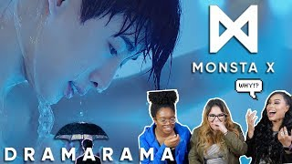 MONSTA X (몬스타엑스) DRAMARAMA MV REACTION || TIPSY KPOP