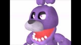 getlinkyoutube.com-Bonnie Fails at Jumping (Fnaf C4D Animation)