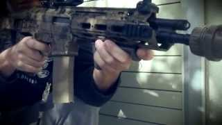 getlinkyoutube.com-GBB TO HPA KIT . WE MSK MASADA  camo your rifle