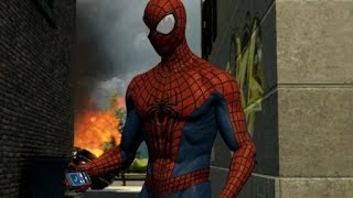 getlinkyoutube.com-The Amazing Spider-Man 2 (PS4) Walkthrough Part 2 - Live By The Sword...