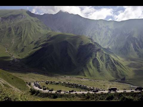 Dispatch: The Significance of the Caucasus