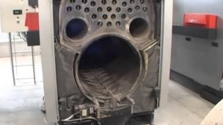 Industrial pellet burners Pelltech