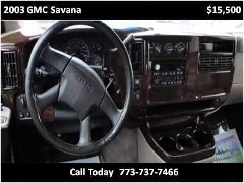 2003 GMC Savana available from M & S Auto Sales Inc