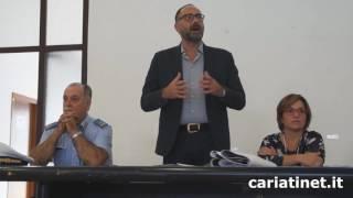 Raccolta differenziata incontro commercianti   Sergio Salvati