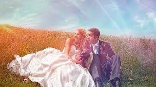 getlinkyoutube.com-Уроки фотошопа. Художественная обработка свадебной фотографии