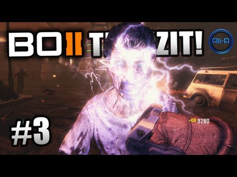 "BLACK OPS 2 Zombies Tranzit ! Ali-A LIVE ""Green Run"" Part 3! - Call of Duty: BO2 Zombies Gameplay"