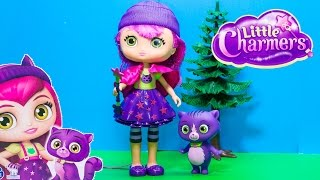 getlinkyoutube.com-LITTLE CHARMERS Nickelodeon Little Charmers Talking Hazel a Little Charmers Video Toy Review