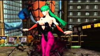 getlinkyoutube.com-MvC3 : Arcade Mode With Morrigan Ending
