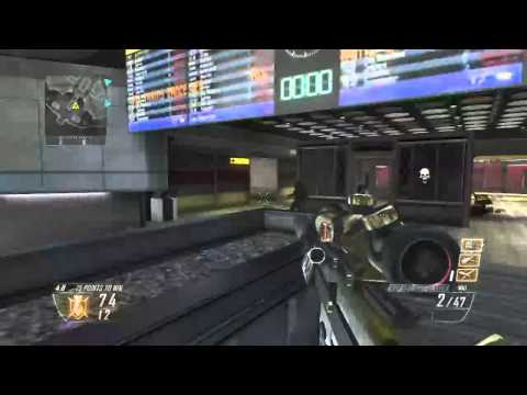 Onni Fragile - Black Ops II Game Clip