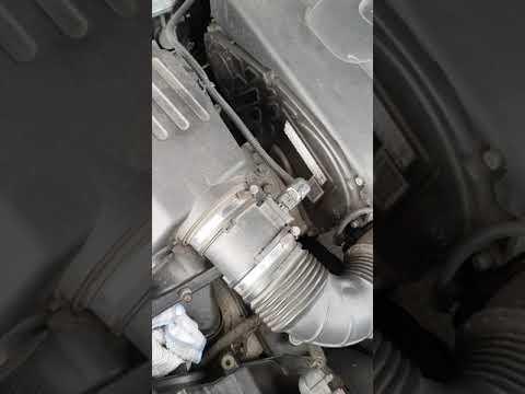 Opel Vauhall Insignia strange noise. Странный шум в двигателе