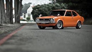 getlinkyoutube.com-1973 Toyota Corolla behind the scenes photoshoot video