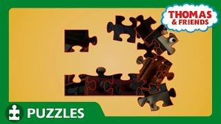 getlinkyoutube.com-Engine Puzzle #32 | Thomas & Friends