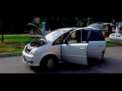 Opel Meriva A (O.G.DRIVE)