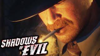 Black Ops 3 Zombies - Detective SECRET STORYLINE! - Corrupt Murderer (Shadows of Evil Storyline)