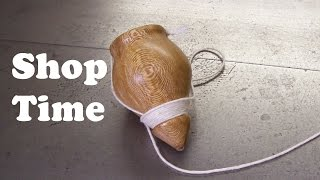 getlinkyoutube.com-How To Make A Wooden Spin Top
