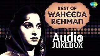 Best Of Waheeda Rehman Songs | Gaata Rahe Mera Dil | HD Song Jukebox