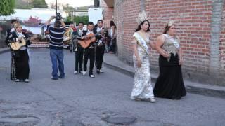 getlinkyoutube.com-Procesión en honor de la Virgen de Guadalupe, Plaza del Limón, Michoacán