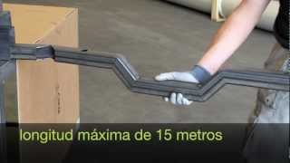getlinkyoutube.com-doblar tubos de acero sin dobladora | CMM laser