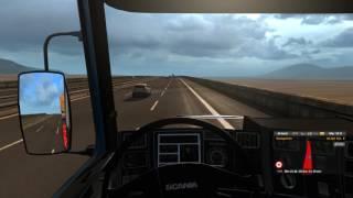 getlinkyoutube.com-Euro Truck Simulator 2 Scania 3 series V8 WiP sound