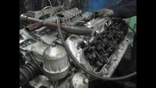 getlinkyoutube.com-Start Up Russian Diesel YAMZ-238 (ЗАПУСК РОССИЙСКОГО ДИЗЕЛЯ-ЛЕГЕНДЫ ЯМЗ-238!!!!)