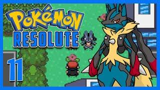 getlinkyoutube.com-Let's Play Pokemon Resolute Part 11 - MEGA EVOLUTION Gameplay Walkthrough