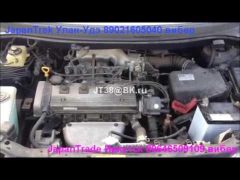 Corolla Spacio AE 111 часть 7