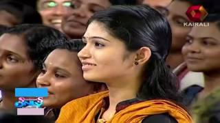 Students Only |  Njan Steve Lopez movie Special Part 1 Full Episode