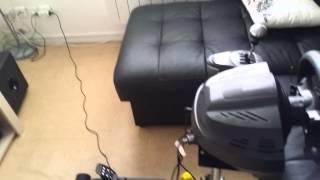 getlinkyoutube.com-Présentation du T300 Rs sur son wheel stand pro (Avec T3PA + TH8A)
