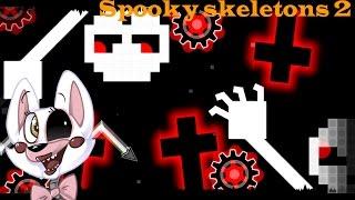 getlinkyoutube.com-Geometry Dash Spooky Skeletons 2 By Cris79 (Me)