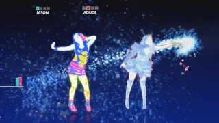 getlinkyoutube.com-Just Dance 2014 - Dark Horse by Katy Perry (Fanmade Mashup) ft. Jason Seigler