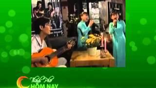 getlinkyoutube.com-Cặp song ca tí hon Thanh Hà Thanh Hằng - Thành Phố Hôm Nay [HTV9 -- 05.10.2013]