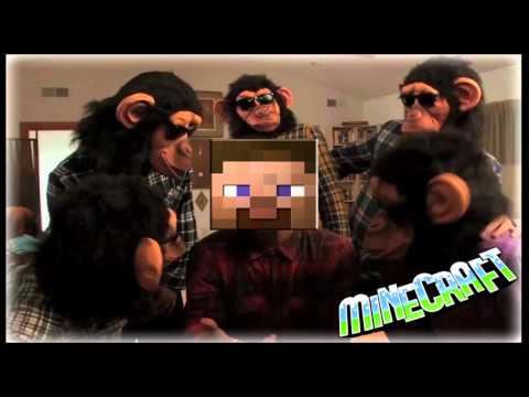 The Minecraft Song ( Bruno Mars - Lazy Song Cover )