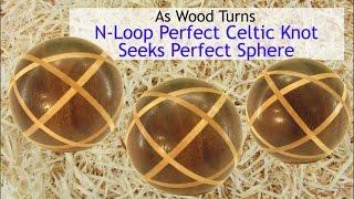 getlinkyoutube.com-N-Loop Perfect Celtic Knot Seeks Perfect Sphere