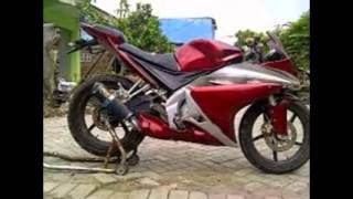 getlinkyoutube.com-Video Modifikasi Motor Yamaha R15