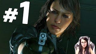 getlinkyoutube.com-Metal Gear Solid 5: The Phantom Pain Gameplay / Walkthrough Part 1!
