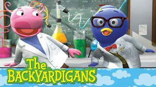 getlinkyoutube.com-The Backyardigans: Attack of the 50 Foot Worman - Ep.64