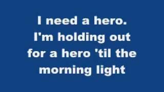 getlinkyoutube.com-shrek 2 I need a hero (with lyrics on the screen)