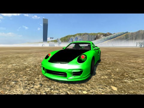 videos youtube beamng drive alpha porsche 911 gt2 v4 1 crash testing 29 hd esemgoldex com. Black Bedroom Furniture Sets. Home Design Ideas