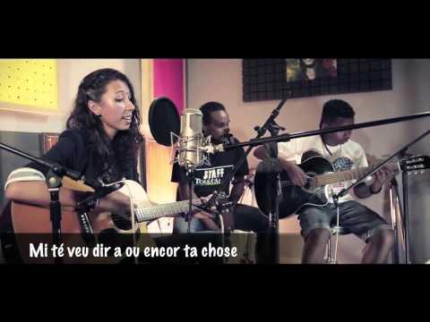 Kenaelle Cover Fé Viv A Mwin dan le Love + Parole