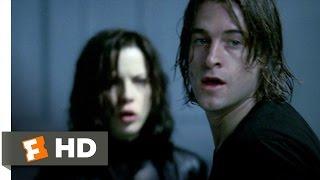 getlinkyoutube.com-Underworld (3/8) Movie CLIP - Selene Rescues Michael (2003) HD