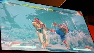 getlinkyoutube.com-[Street Fighter V] S2 - F.Champ Dhalsim vs Daigo Umehara Ryu