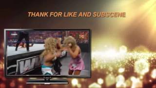 FULL MATCH — 12 Diva Tag Team Match  Backlash 2008 WWE Network Exclusive